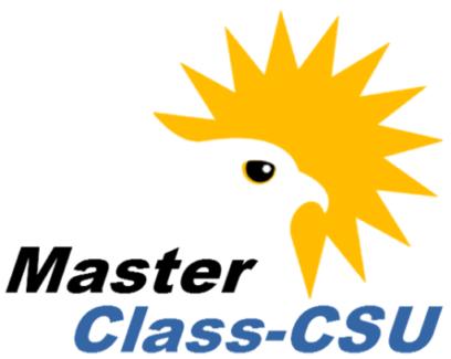 MasterClass CSU – Powered by Falcon Group
